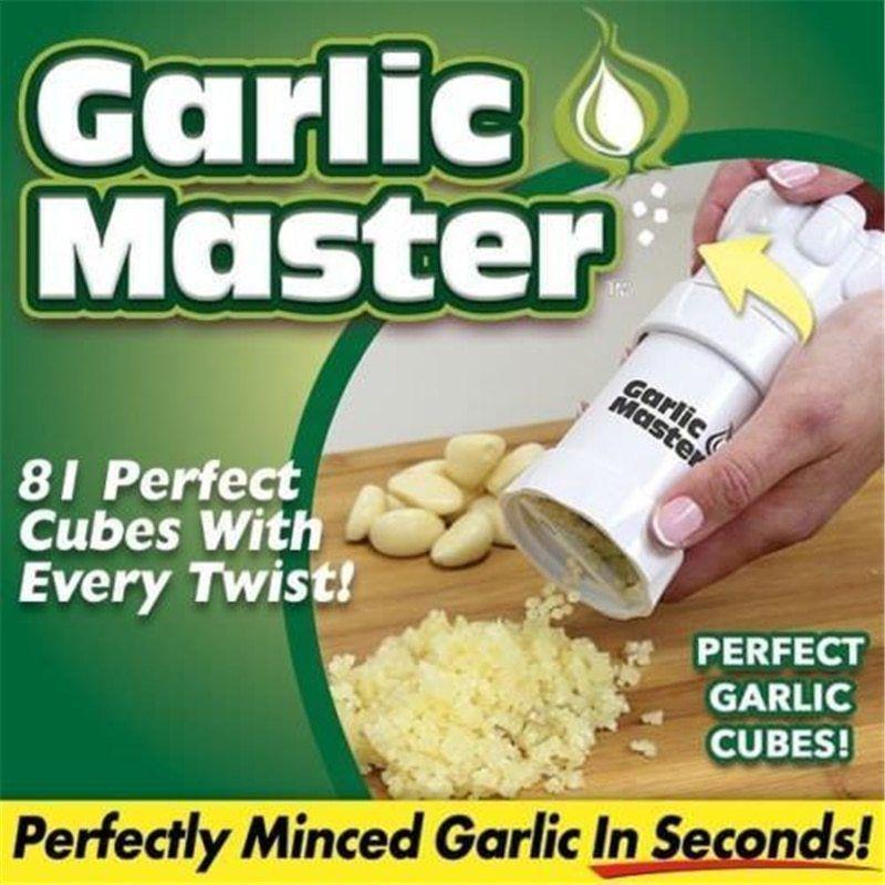 Triturador de Alho - Garlic Master