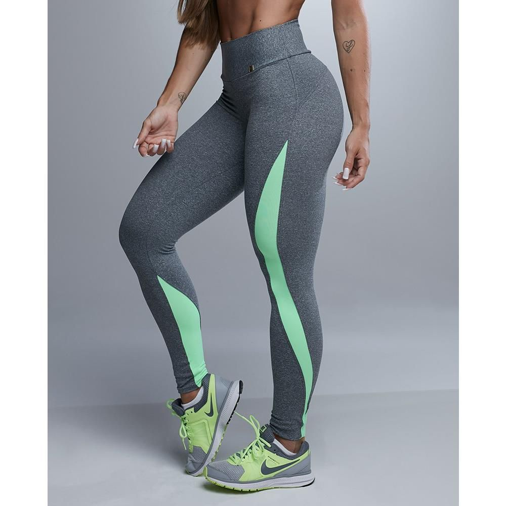 Legging Active Mescla Let´s Gym