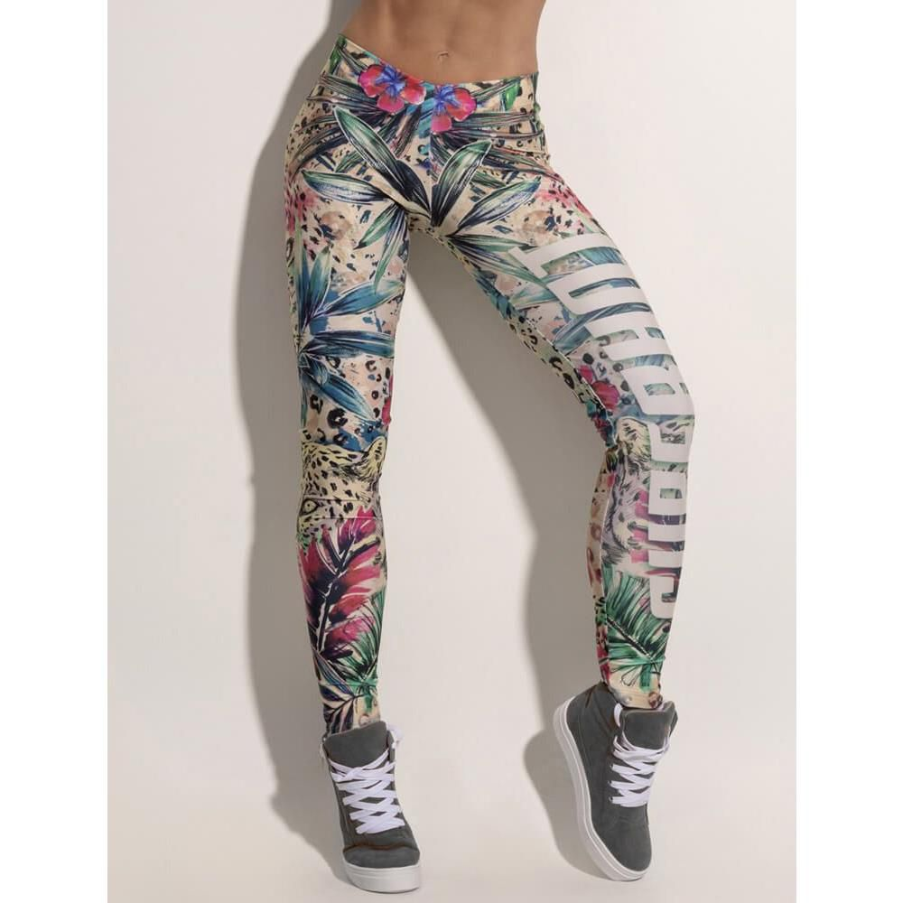 Calça Legging Jaguar Superhot
