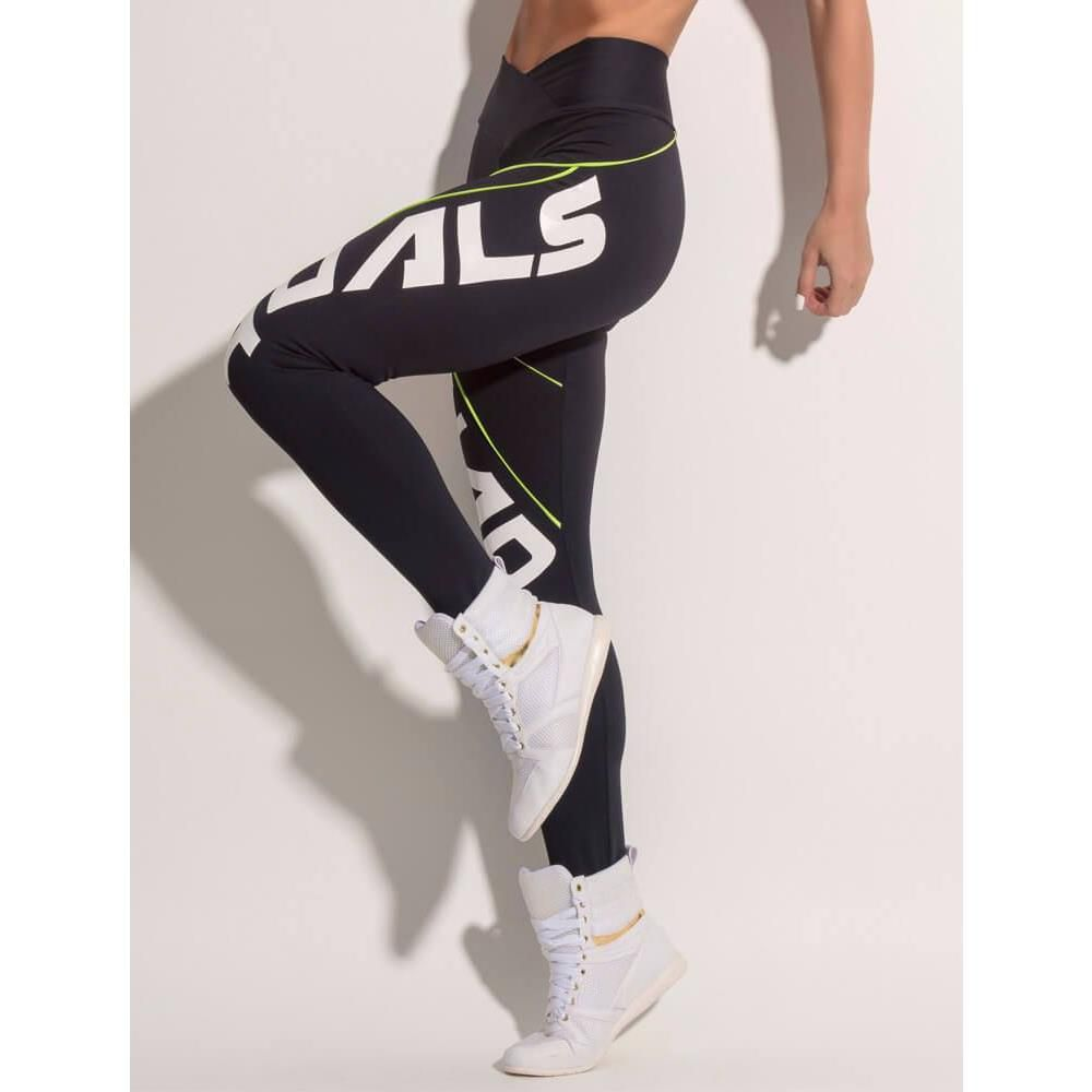 Calça Legging Squad Goals Superhot