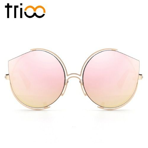 7c647fe866de8 Óculos De Sol Aviator Lente Plana Espelhado Importado - LTIMPORTS