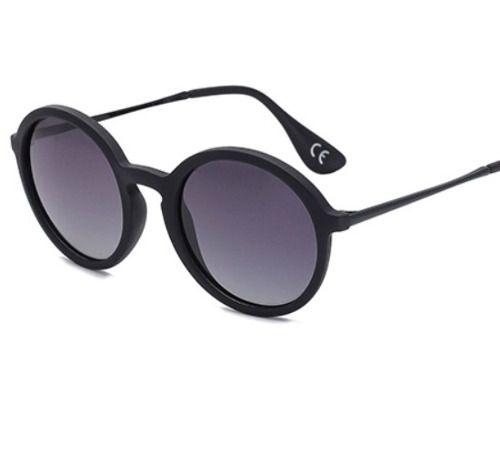 0e350ce5f6959 Óculos De Sol Redondo Unisex Polarizado Proteção Uv Velve - LTIMPORTS