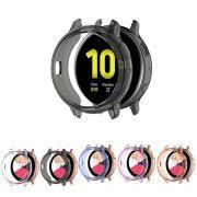 Capa Bumper Case para Samsung Galaxy Watch Active 2 44mm SM-R820 e SM-R825