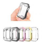 Capa Case TPU Premium compatível com Apple Watch Series 4 e 5 40mm