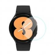 Película de Vidro compatível com Samsung Galaxy Watch 4 40mm SM-R860 / SM-R865