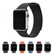 Pulseira Couro Loop compatível com Apple Watch 40mm e 38mm