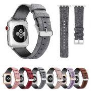 Pulseira de Nylon compatível com Apple Watch 44mm e 42mm