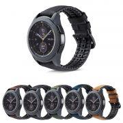 Pulseira Híbrida compatível com Samsung Galaxy Watch 3 45mm - Galaxy Watch 46mm - Gear S3 Frontier - Amazfit GTR 47mm