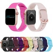 Pulseira Moderna compatível com Apple Watch 44mm e 42mm