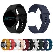 Pulseira Moderna compatível com Samsung Galaxy Watch 4 40mm - Galaxy Watch 4 44mm - Galaxy Watch 4 Classic 42mm - Galaxy Watch 4 Classic 46mm