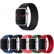 Pulseira Trançada Infinito compatível com Apple Watch 44mm Series 6 - 42mm Series