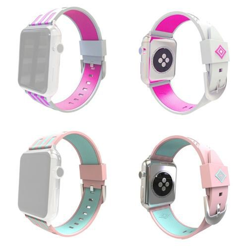Pulseira F1 compatível com Apple Watch 40mm e 38mm