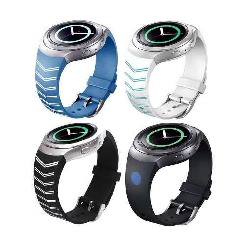 de496f57f3e Pulseira Design Edition Samsung Gear S2 Sport Sm - R720 - LTIMPORTS