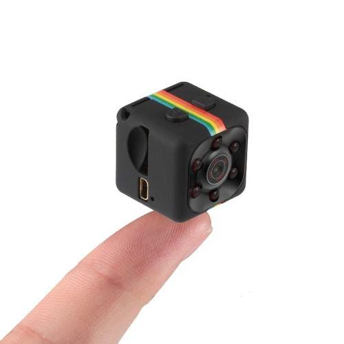 Mini Câmera Segurança Espiã SQ11 HD 1080P Visão Noturna 43373ff2a2
