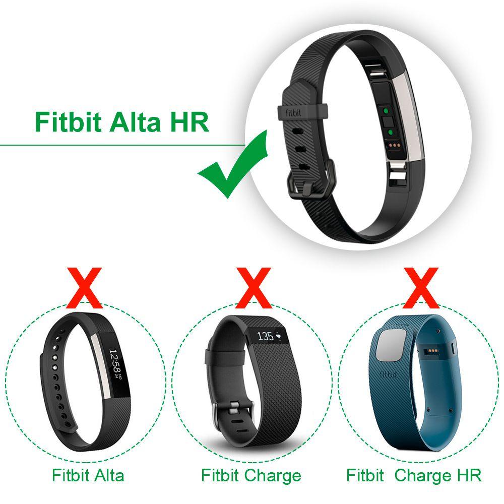 Cabo Carregador compatível com Fitbit Alta HR