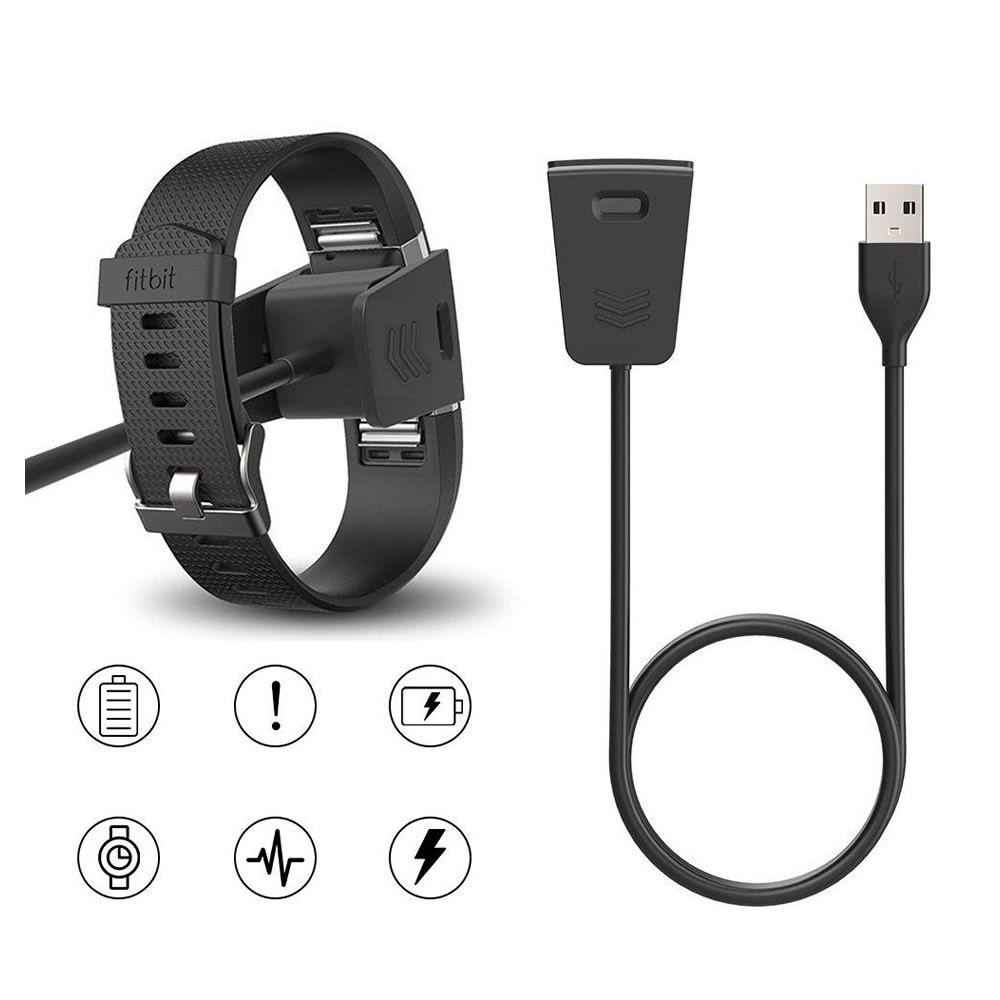 Cabo Carregador para Fitbit Charge 2 - Fitbit Charge HR