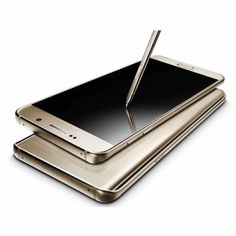 Caneta S Pen para Galaxy Note 5 (Dourado)