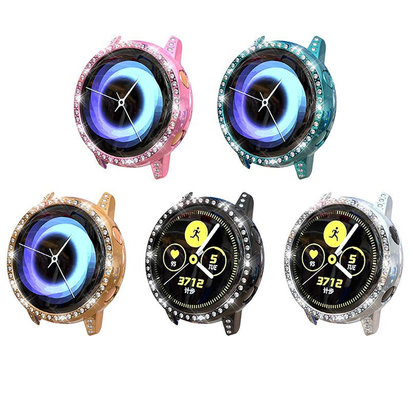 Capa Case Luxury para Samsung Galaxy Watch Active 40mm Sm-R500