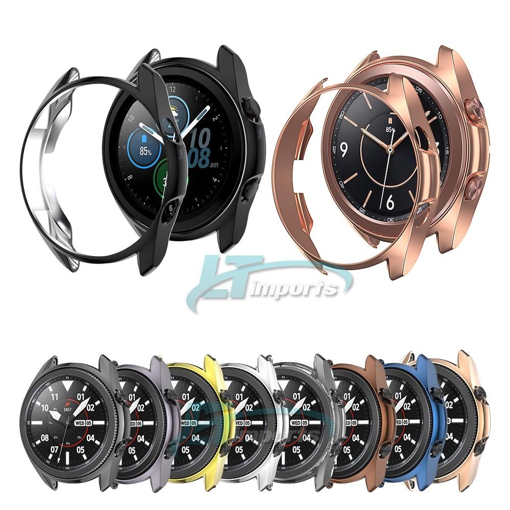 Capa Protetora Bumper Case compatível com Samsung Galaxy Watch 3 41mm