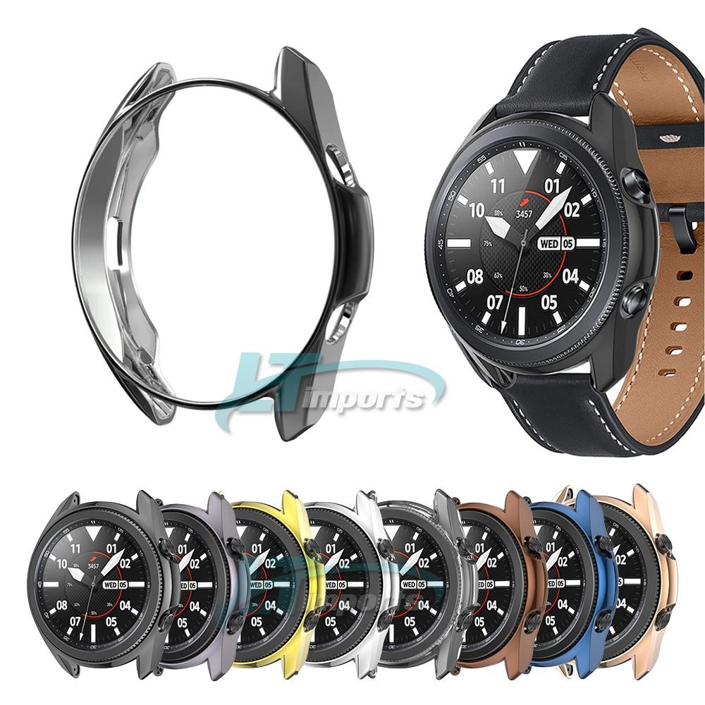 Capa Protetora Bumper Case compatível com Samsung Galaxy Watch 3 45mm