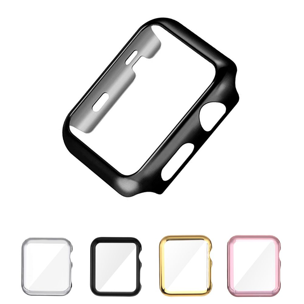 Capa Protetora de Acrílico com Borda compatível com Apple Watch 42mm Series 2 e 3