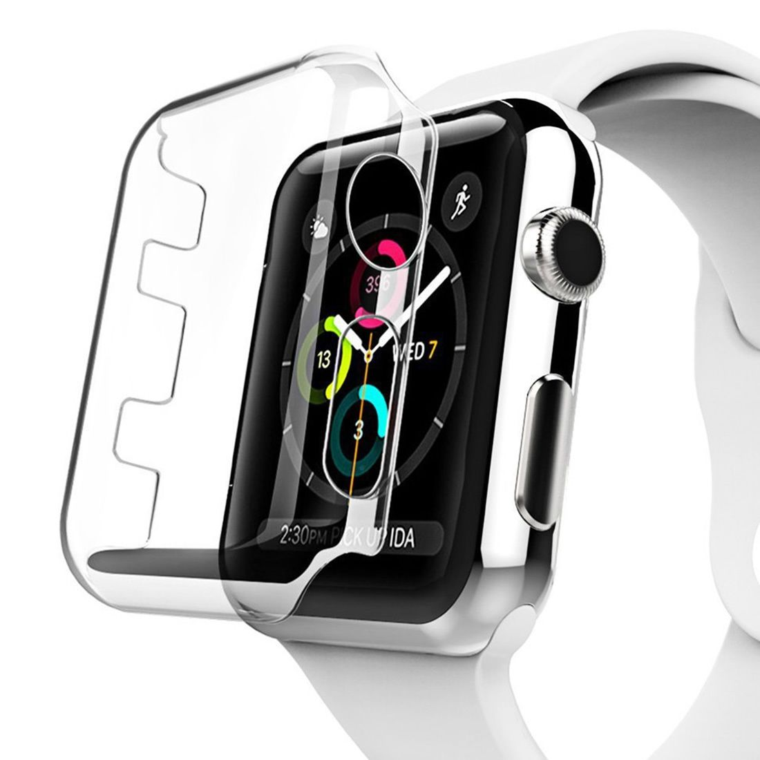 Capa Protetora de Acrílico para Apple Watch 42mm