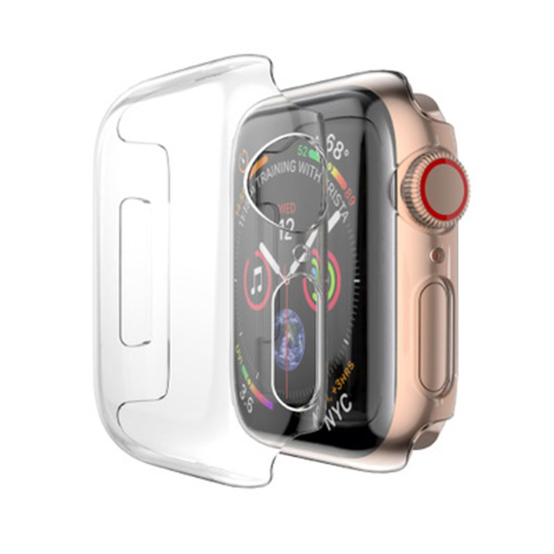 Capa Protetora de Acrílico para Apple Watch Series 4 e 5 40mm