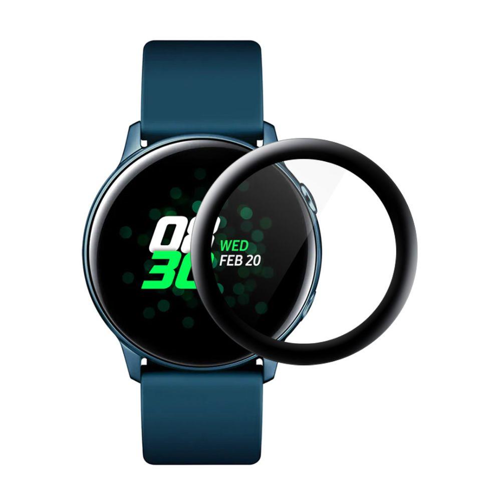 Película de Vidro 3D para Samsung Galaxy Watch Active 2 44mm SM-R825 e SM-R820