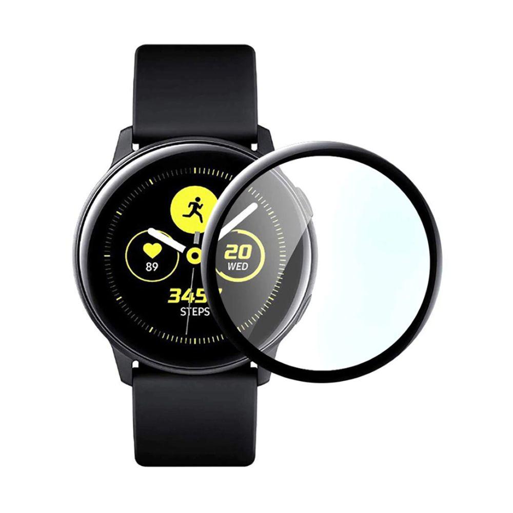 Película de Vidro 3D para Samsung Galaxy Watch Active 40mm Sm-R500