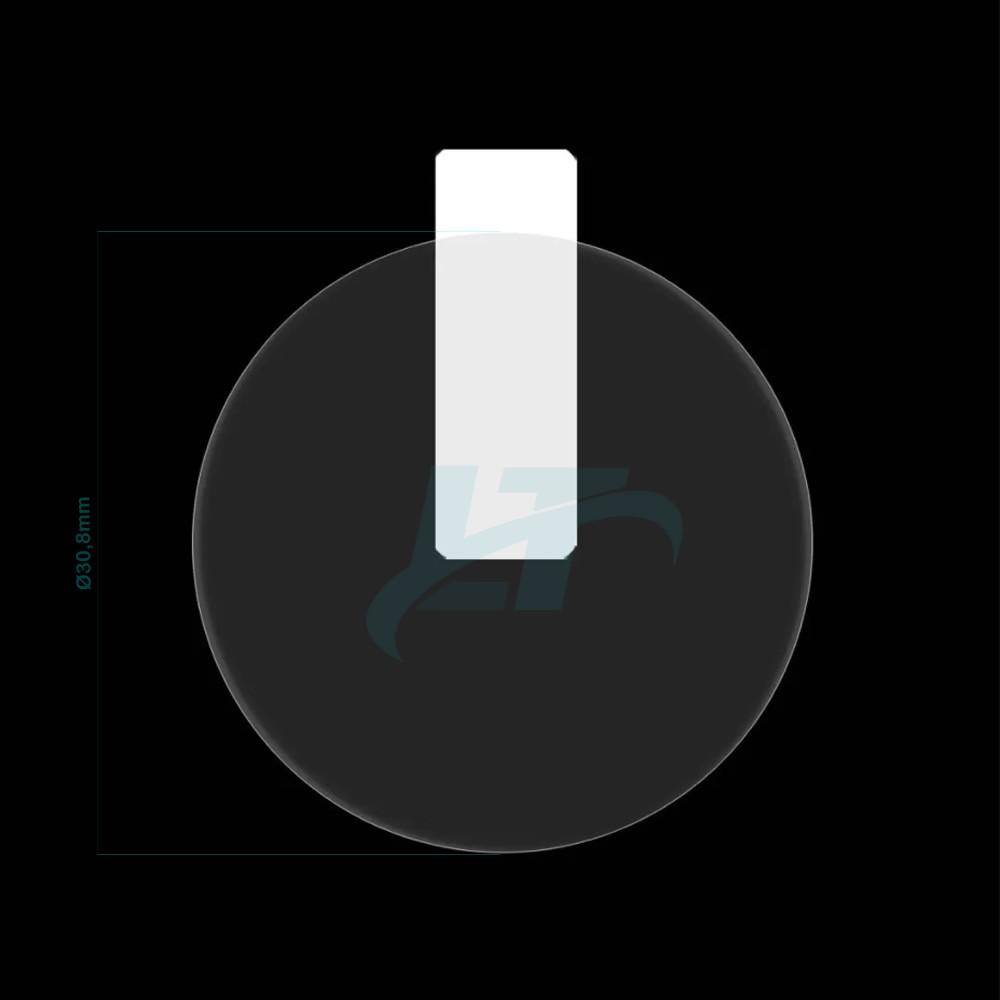Película de Vidro compatível com Samsung Galaxy Watch 3 41mm