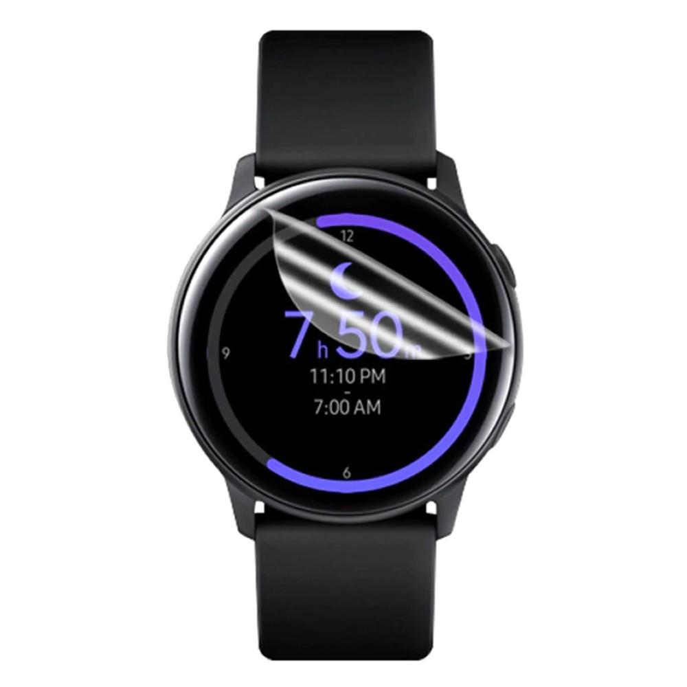 Película PET compatível com Samsung Galaxy Watch Active 2 44mm Sm-R820 e Sm-R825