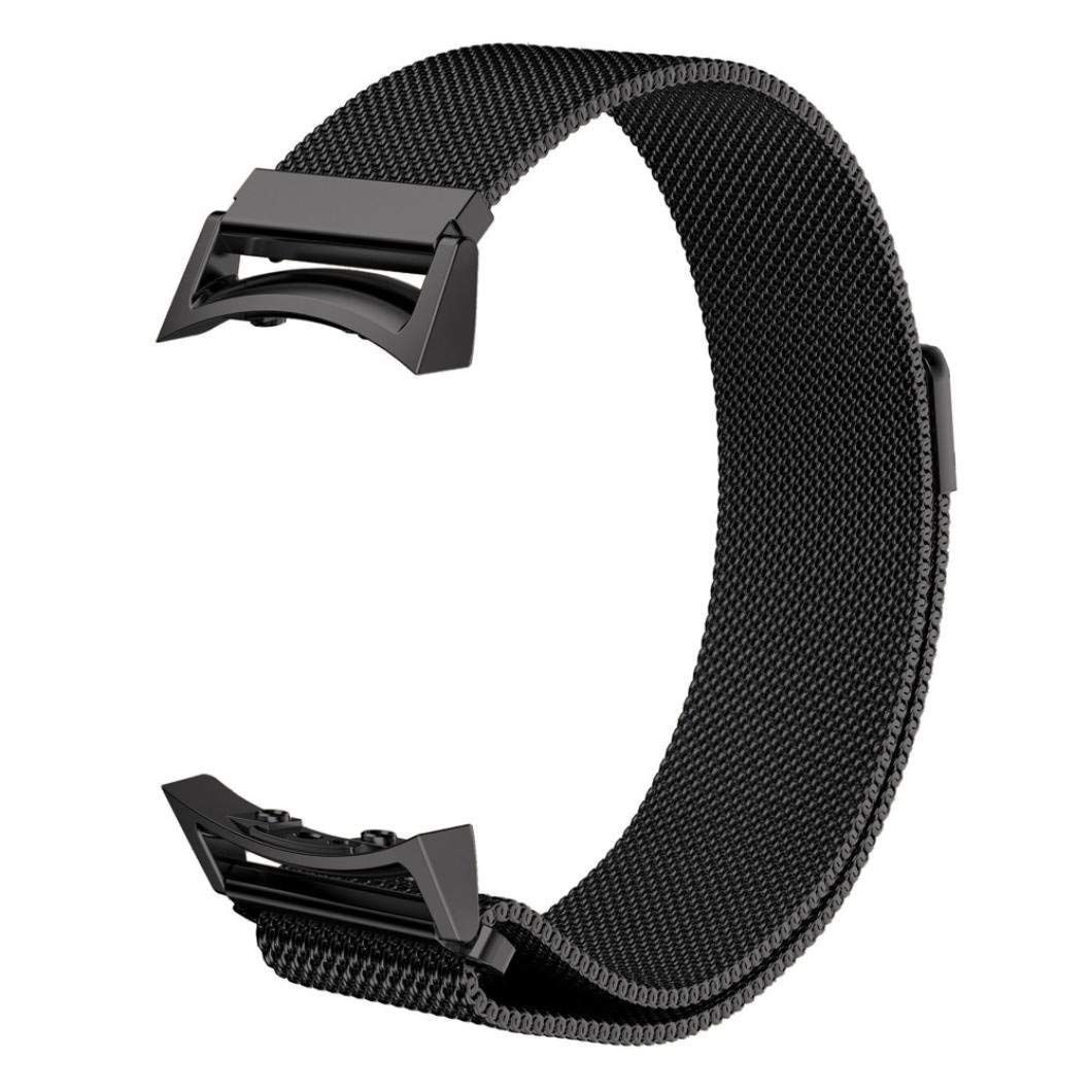 Pulseira Milanese para Samsung Gear S2 Sport - PRETO