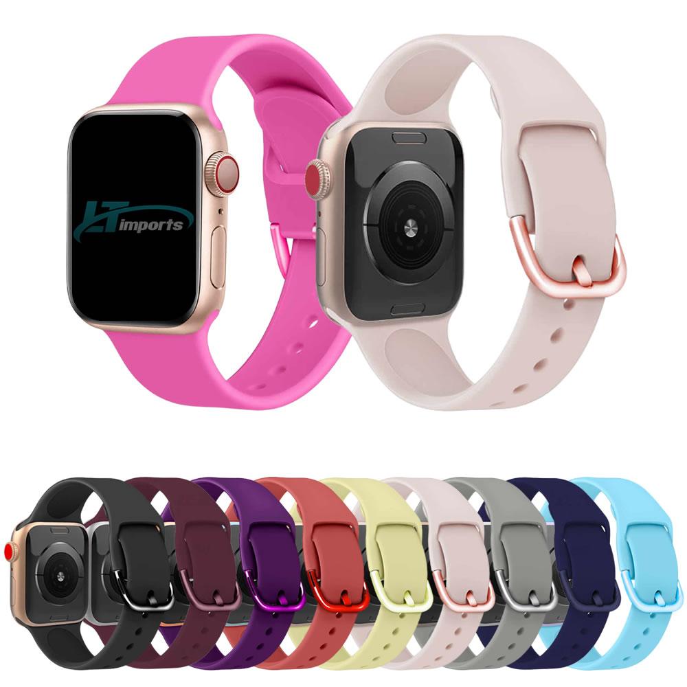 Pulseira Moderna compatível com Apple Watch 40mm e 38mm