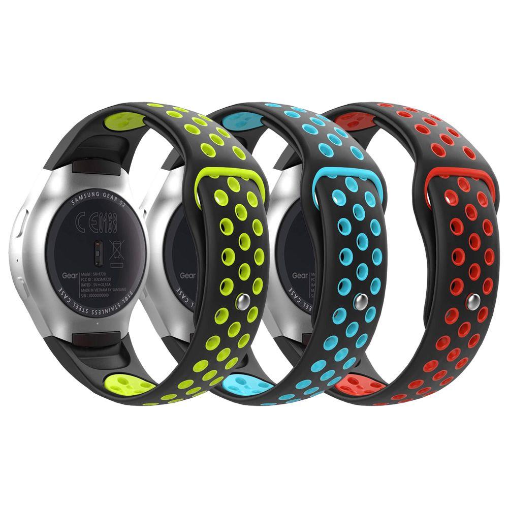 Pulseira Sport compatível com Samsung Gear S2 Sport R720 e R730