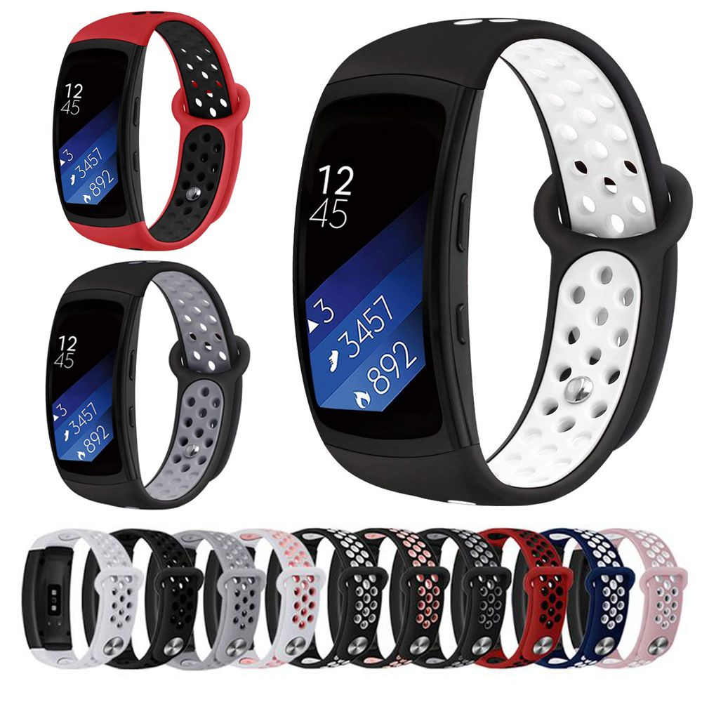 Pulseira Sport para Samsung Gear Fit 2 Pro Sm-R360 e Sm-R365
