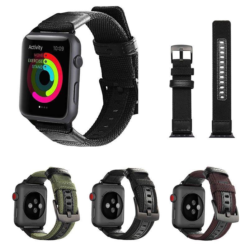 Pulseira Tour em Nylon compatível com Apple Watch 40mm e 38mm