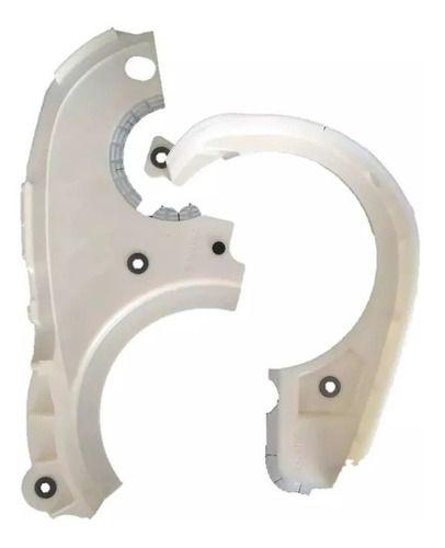 Kit Com Defletores Filtro Câmbio Automático 6t30 Gm