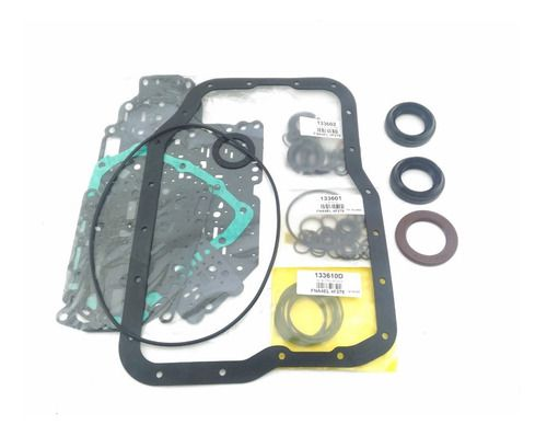 Master Kit Do Cambio Automatico Fnr5 Ford Fusion 2.3