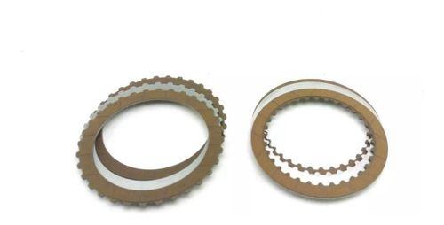 Kit 6 Discos De Composite-aço Fnr5 Fusion 2.3 Direta