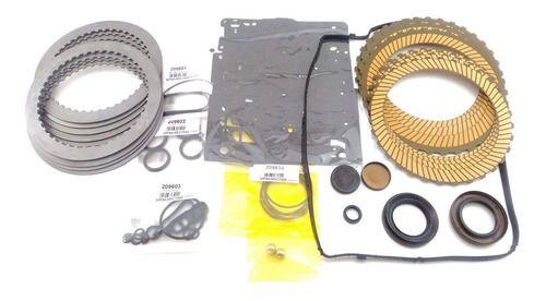 Master Kit Do Câmbio Automático 6dct450 Mps6 Volvo Xc60