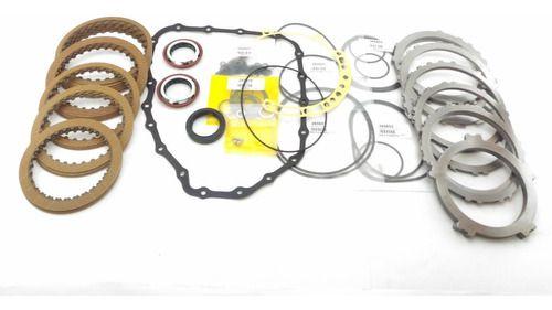 Master Kit Câmbio Automático A4cf1 A4cf2 Hyundai Kia