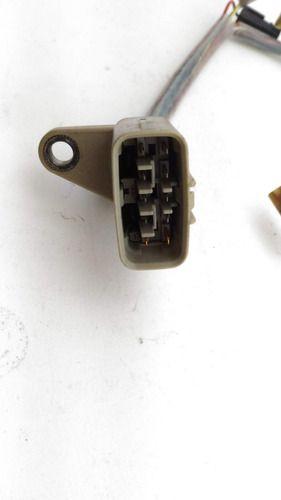 Chicote Solenoide Com Sensor Cambio U140 Toyota Rav4 2003