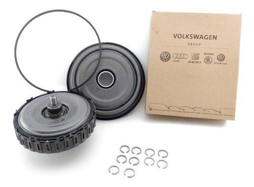 Kit De Embreagem Dupla Dsg Dq 250 Volkswagen Audi Original