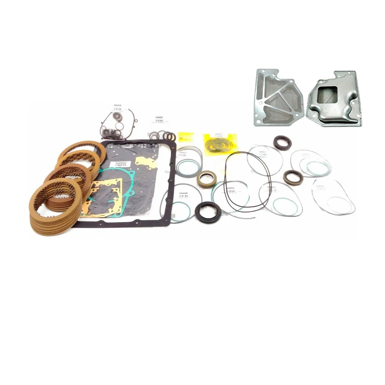 Banner Kit Filtro Do Câmbio Aut. 0372le Pajero L200 Tr4