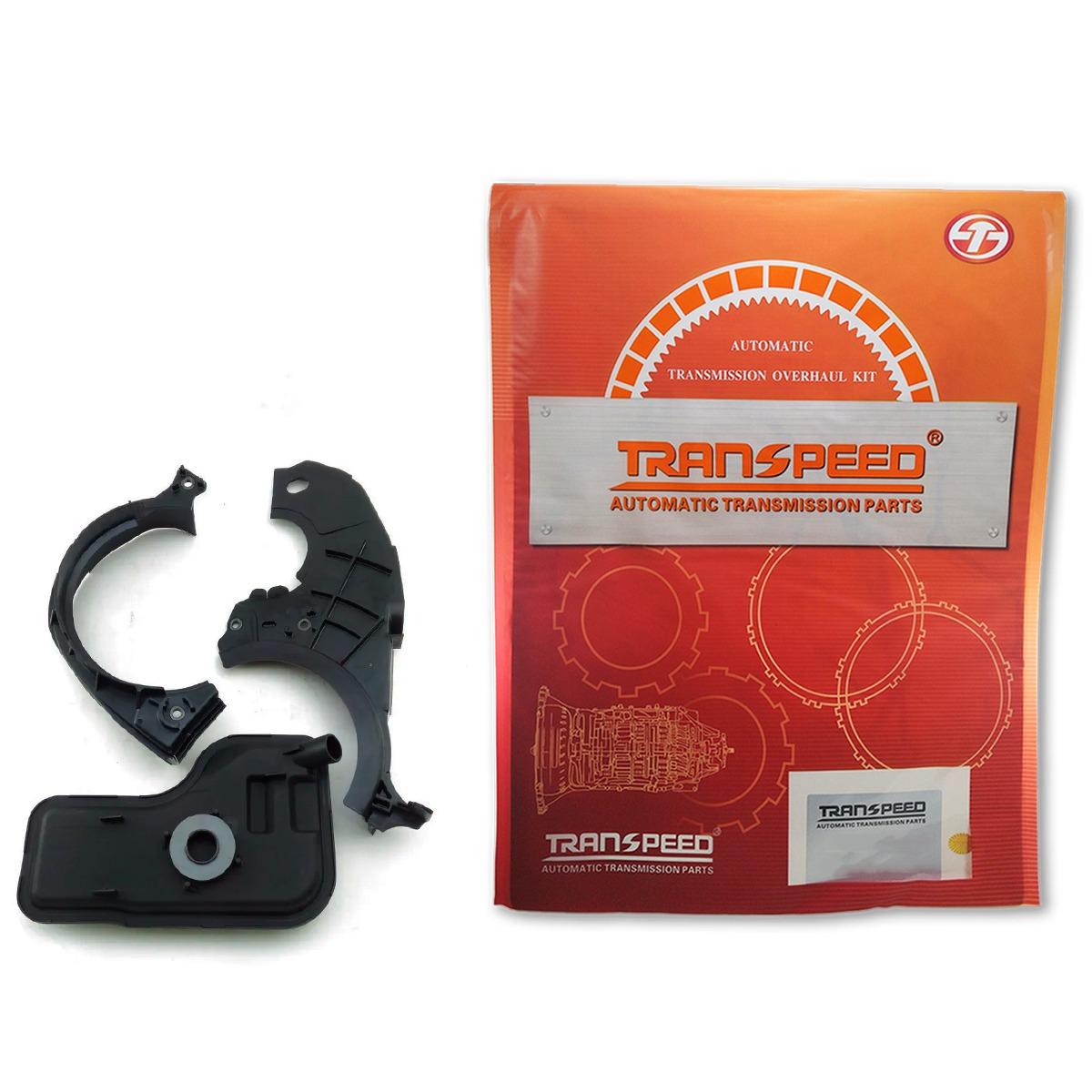 Jogo De Junta Com Par Defletor  Filtro Cambio Automático 6t31 6t35 Gm Cruze Spin