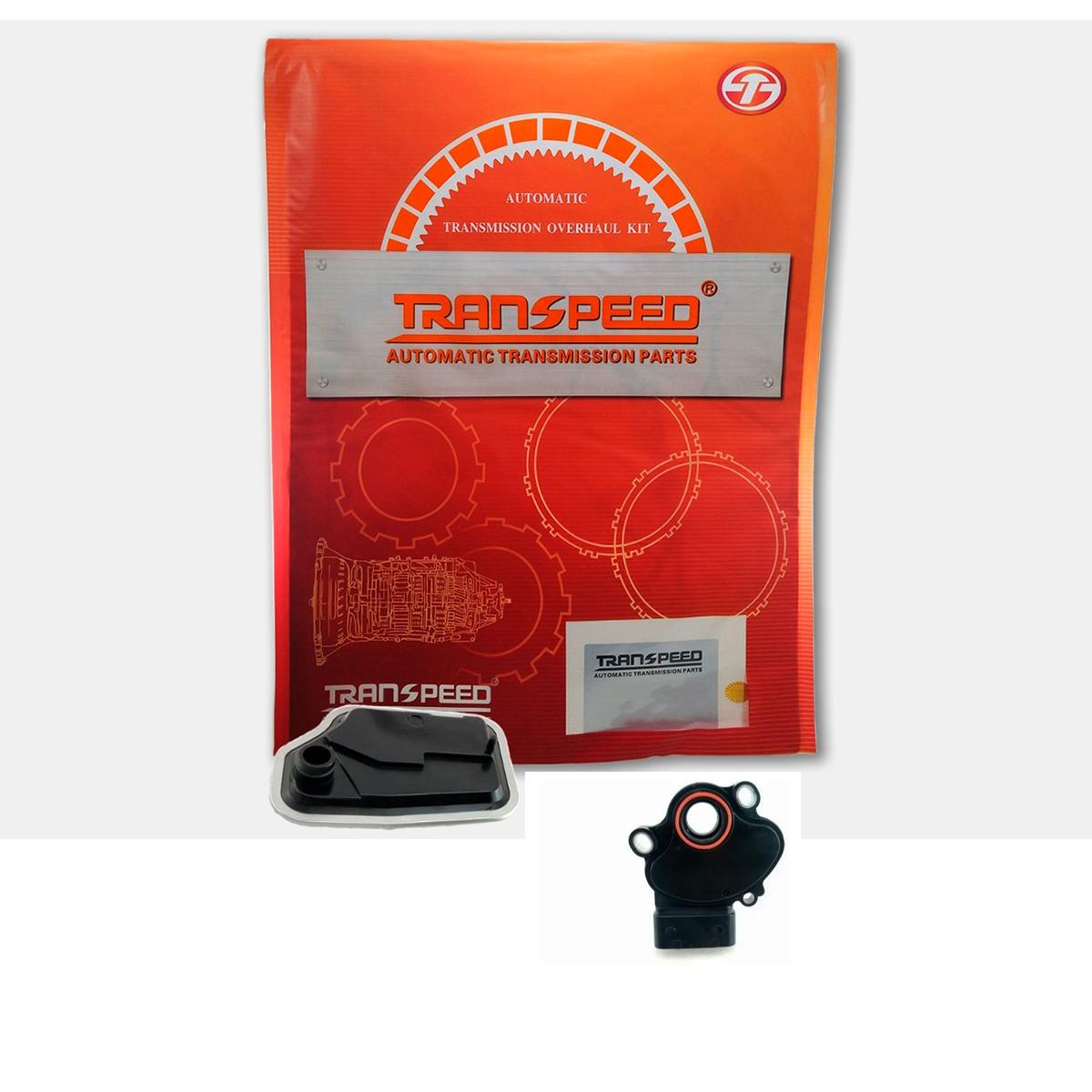 Jogo De Juntas Com Filtro E Chave Seletora Câmbio 4f27 Ford Focus 2.0