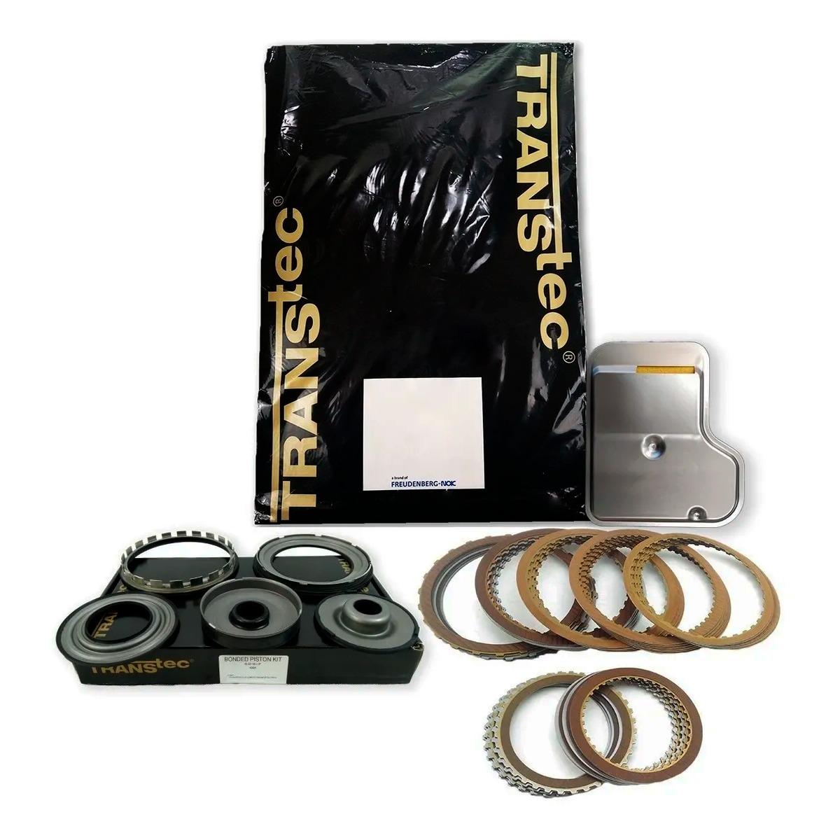 Kit Banner Com Pistões Transtec E Filtro Câmbio Automático 6l45 6l50