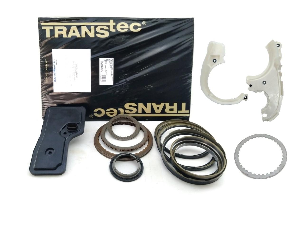 Kit Banner Transtec Cambio 6t30 Com Pistões Defletores Disco mola Filtro