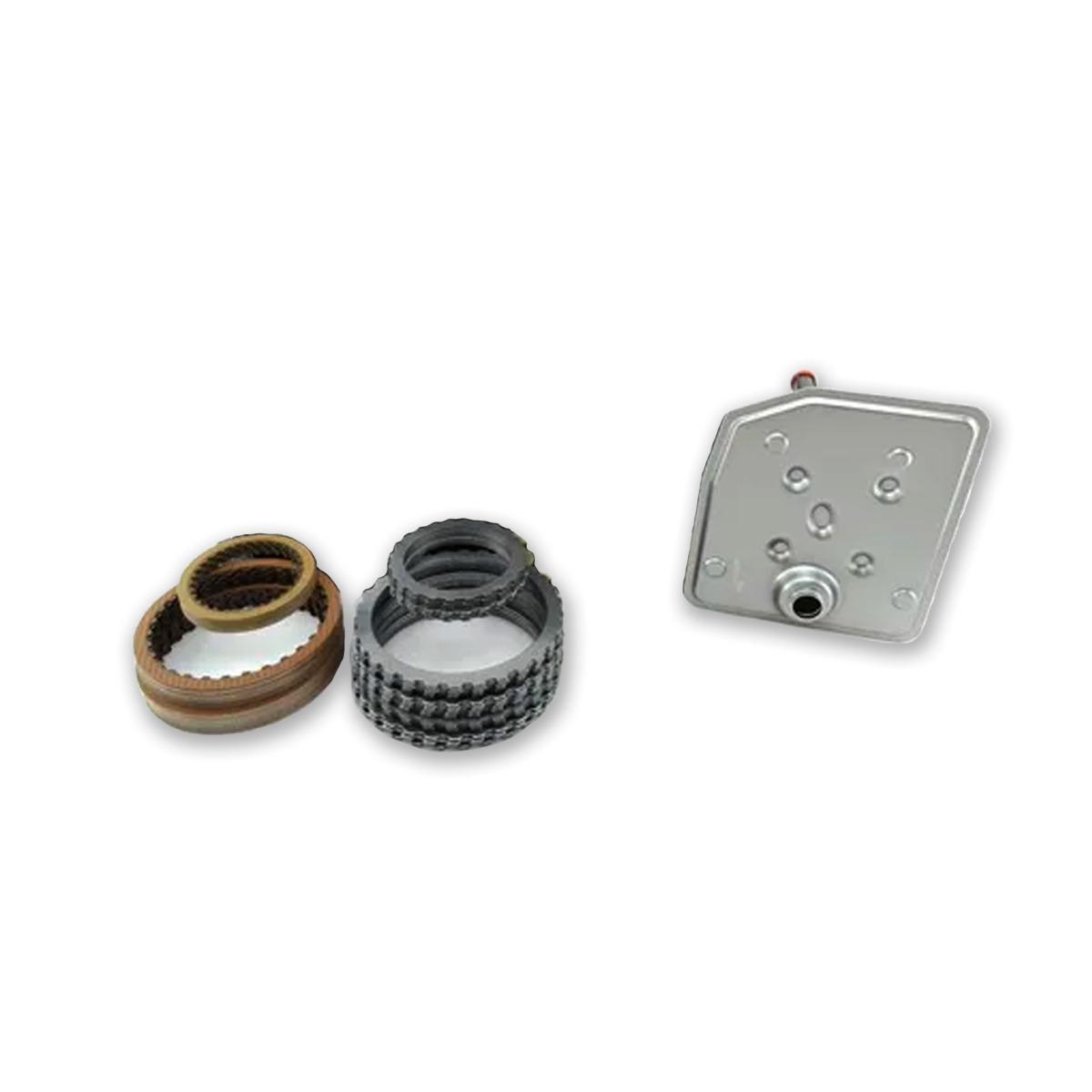 Kit Discos de Composite E Aço Com Filtro Cambio Automático 6r80 Ford Ranger 3.2