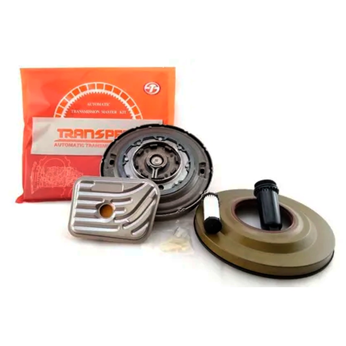 Kit Embreagem Com Jogo de Juntas Retentor E filtros Cambio 6dct450 Mps6